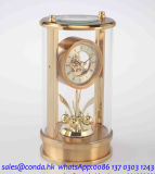 創造的な形の金属の置時計K5002gをカスタマイズしなさい