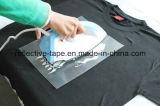 Película elástica da transferência térmica da visibilidade elevada para a roupa