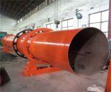 큰 수용량 목제 톱밥 목탄 회전하는 드럼 Rattler 건조 기계