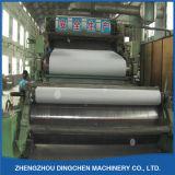 tipo crescent 15t/D cadena de 2880m m de producción del papel de tejido de tocador