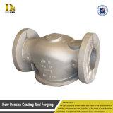 Тело клапана утюга 09d пневматических клапан-бабочек дуктильное