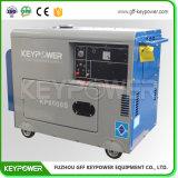 6kVA draagbare Luchtgekoelde Diesel Generator met Dieselmotor 188