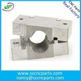 Peças feitas à máquina alumínio do CNC da ferragem do serviço do OEM/ODM