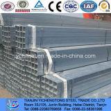 Tubo galvanizzato e tubo quadrati Z80 fatti in Cina