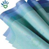 Tissu remplaçable de Nonwoven de fournitures médicales