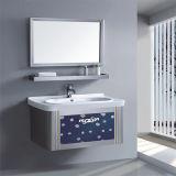 Mobilia fissata al muro della stanza da bagno dell'acciaio inossidabile di alta qualità