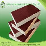 Qimeng Brandの12mm 15mm 18mm Phenolic Marine Plywood