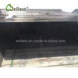 Il granito del diamante nero copre di tegoli rifornimento della fabbrica di prezzi delle mattonelle decorative del granito della parete il migliore
