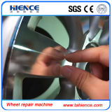 Máquina automática del torno de la reparación del borde del CNC para la rueda Awr32h de la aleación