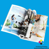 Druckservice, Papiereinband-Buch-Drucken, Zeitschriften-Drucken (OEM-MG006)
