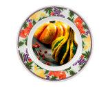 Rote Sublimation-keramische Platte der Erdbeere-Felgen-Farben-8inch