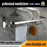 Qualitäts-Tuch-Zahnstangen-Badezimmer-Zusatzgerät (LJ502D)