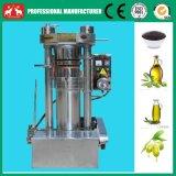 2017 aceituna hidráulica, máquina de la prensa de petróleo de sésamo con el filtro