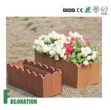 옥외 DIY WPC 재배자, 방수 WPC 꽃 상자