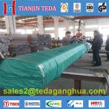 Tubo del tubo sin soldadura del acero inoxidable