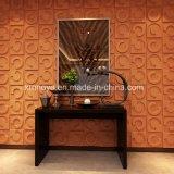 次元機能室内装飾のための彫刻が施された現代3D壁パネル