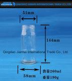 Vaso di vetro Largo-Mouthed per ostruzione ed i sottaceti