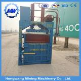 2016 Máquina hidráulica vertical Residuos de papel Baler / Residuos de papel Baler