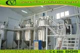 低い予算10TPDの米糠の石油精製所のプラント