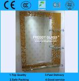 Зеркала ванной комнаты/профилированное зеркало/Unitized зеркало/зеркало стены/овальное зеркало