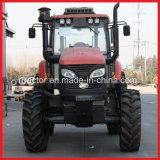 145HP o trator agricultural, quatro rodou o trator de exploração agrícola (KAT 1454)