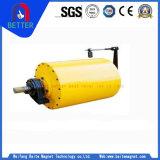 Rouleau magnétique à tambour/permanent de prix usine pour le minerai de Fe/Iron (7000Guass)