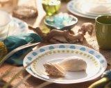 Spiaggia del sud di imitazione del padellame del padellame stabilito di ceramica del piatto