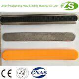 Tira táctil plástica flexible antirresbaladiza del indicador
