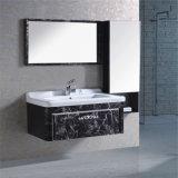 Vanidad de acero de la cabina de cuarto de baño de la pared clásica del diseño