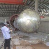 大規模FRP GRPの産業貯蔵タンク