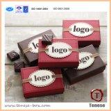 Caja de papel del chocolate personalizado colorido con Logo