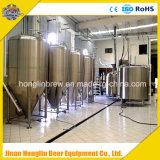 ビール醸造装置のマイクロビール醸造所装置100L、200L、300L 500L、バッチごとの1000L