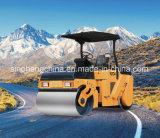작은 도로 롤러 쓰레기 압축 분쇄기 공급자 공장 Yzc4