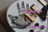 Mahogany тип тела & шеи/Lp изготовленный на заказ/гитара Afanti электрическая (CST-194)