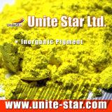 Anorganisch Pigment Gele 36 (Gele het Chroom van het Strontium) voor Plastiek (pvc)