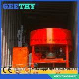 Máquina oca concreta automática do tijolo do bloco Qtj4-25