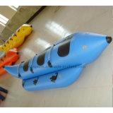 Barcos de banana do vôo do jogo da água/barco inflável do Aqua dos esportes