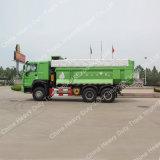 Eje Mejores Ventas de camiones doble chino de camiones dumper Precio Djibouti