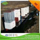 Tratamento de água de esgoto no subsolo combinado para desalojar Sundries Tanning do Wastewater