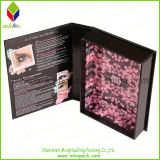 Beau Paper Gift Packaging Folding Cosmetic Box avec Magnet