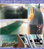 GlasManufacturer, Float Glass/Tempered Glass (Flat oder Curved) für Building/Furniture