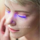 2017 Wimpern Hallowmas Spielwaren der populäre Zubehör-blinkende doppelte Augenlid-Aufkleber-LED