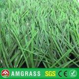 Tappeto erboso artificiale di alto di resistenza calcio Anti-UV di prestazione