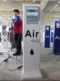 Aparato para inflar con aire al aire libre del neumático con el abastecimiento de agua