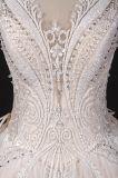 Само ново подгоняйте платье венчания выпускного вечера мантии шариков Bridal