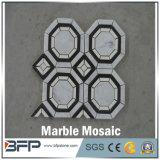Hexagon Witte Marmeren Mozaïek van de Vorm voor Verkoop