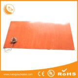 calefator da borracha de silicone do cobertor da esteira do aquecimento 220V