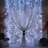 6*3m свет занавеса безопасности занавеса Fairy света 600 СИД с мужчиной и разъём-розетка