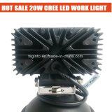 E-TEKEN het Licht van het Stofdichte Offroad 20W LEIDENE van CREE Werk van de Vloed (GT1011-20W)
