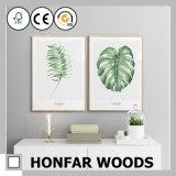 Рамка картины изображения нордического типа естественная деревянная для украшения